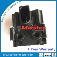 BMW 5 E61 2003-2010 Air Suspension Compressor Valve block,37206789937