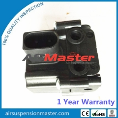 BMW 5 F07, F11 Air Suspension Compressor Valve block,37206789450, 37206864215