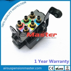 Porsche Panamera Air Suspension Compressor Valve block,97035815302